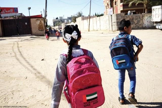 Dos niños muertos en la Franja de Gaza
