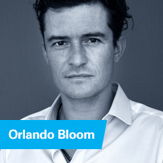 UNICEF Goodwill Ambassador Orlando Bloom 1 in 5 refugees and migrants arriving in Europe is a child