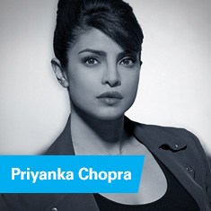 UNICEF India Ambassador Priyanka Chopra Among young people, females are 1.7X as likely to be illiterate as males