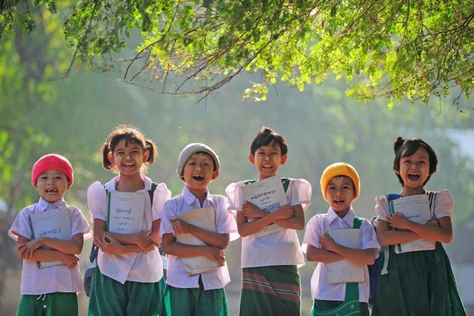 Education | UNICEF Myanmar