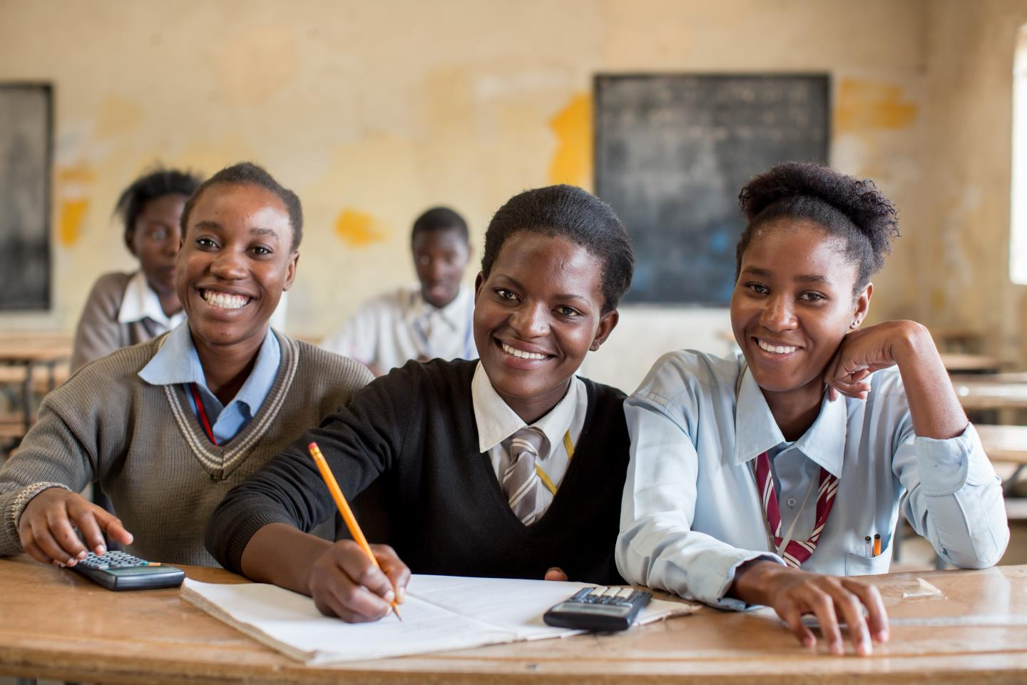 World leaders unite under new initiative to provide quality education and training for young people