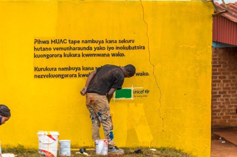 Murals boy