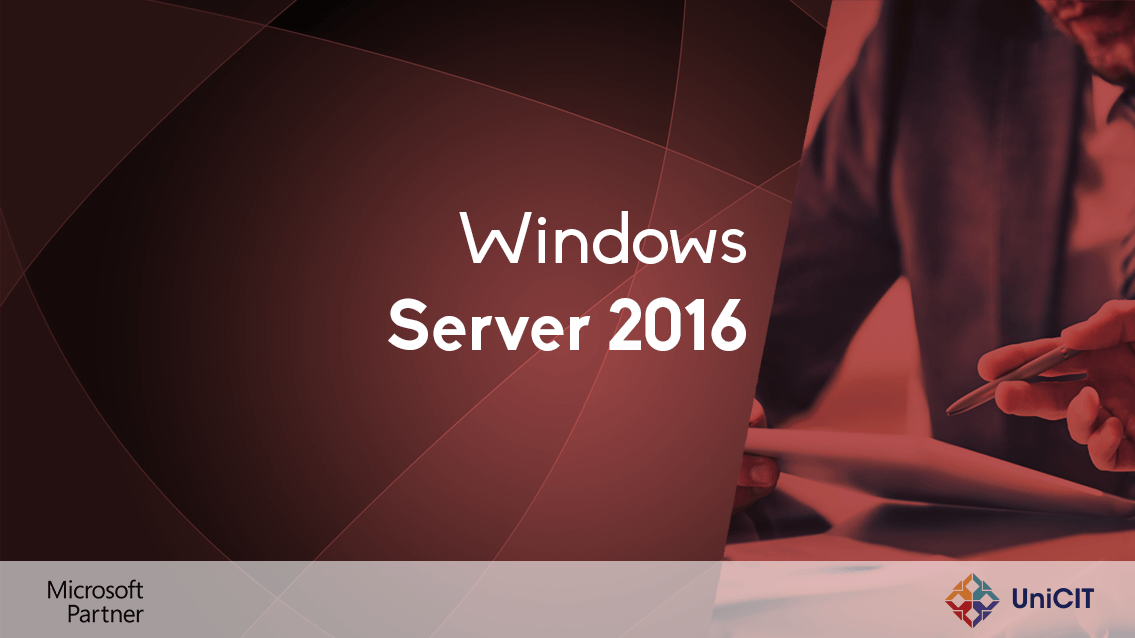 20741 – BC Networking with Windows Server 2016