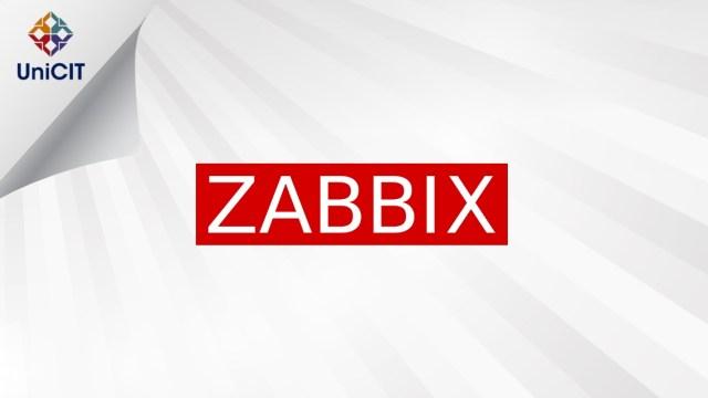 Monitoramento de Serviços e Ativos de Rede – Zabbix