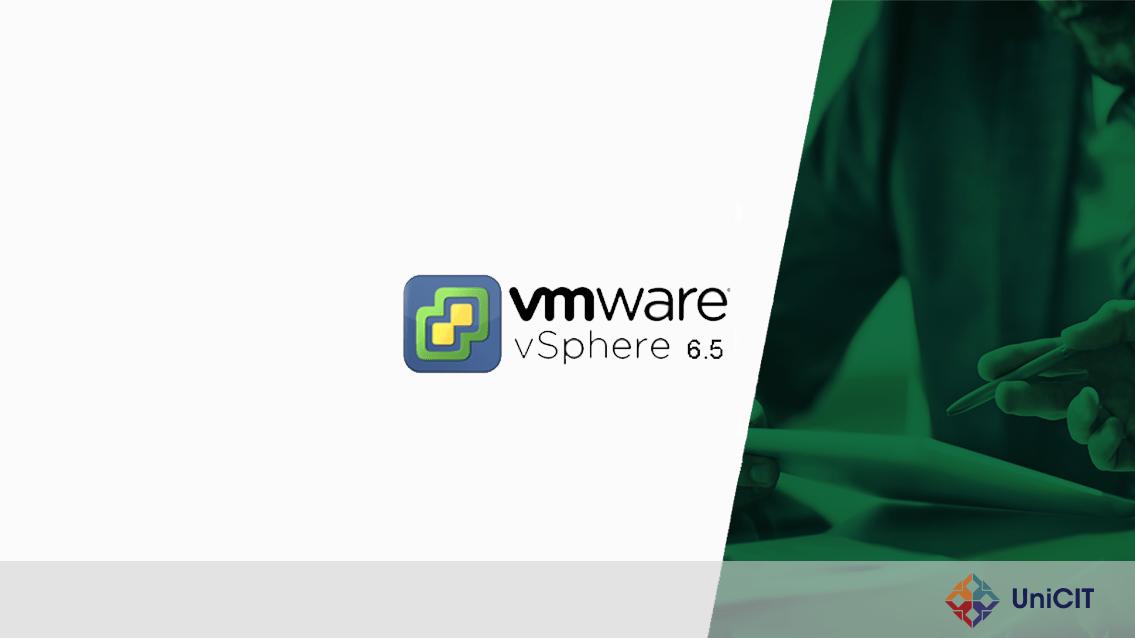 VMware vSphere Install, Configure, Manage