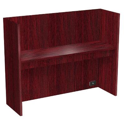 UNICOR Shopping Harmony 48W X 15D Closed Shelf Full
