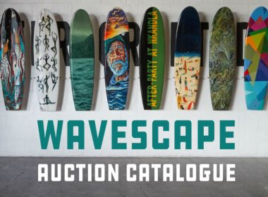 tablas de surf - tablas artísticas - proteger océano - unicornia dreams - mejores tablas surf