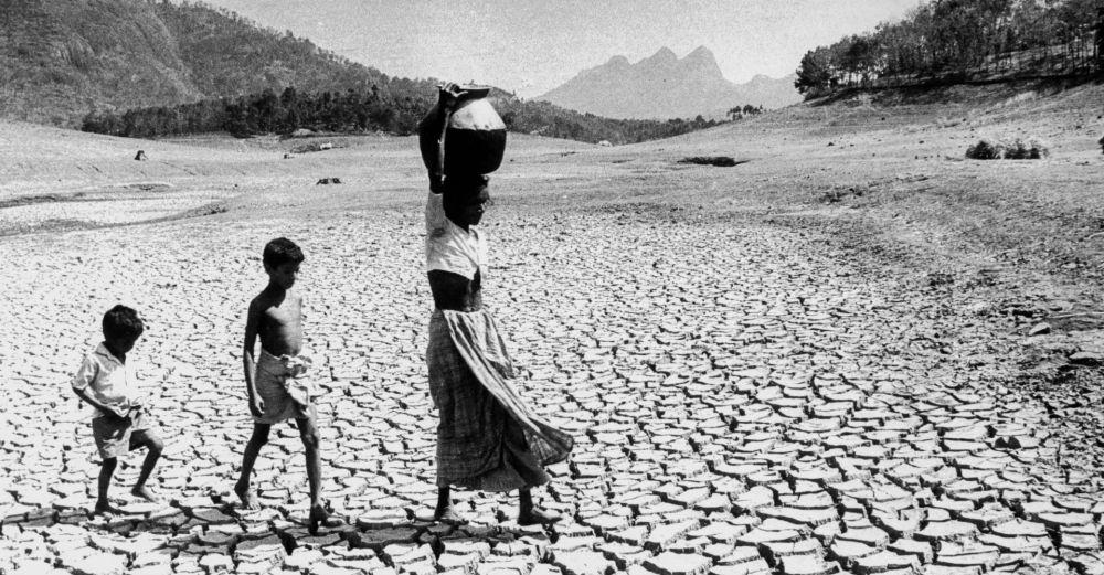 tierra yerma - cambio climático - sequía - agricultura sostenible - consecuencias cambio climático