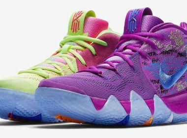 kyrie 4 - Nike - sneakers - sneakers nike - nuevas sneakers - moda - unicornia dreams