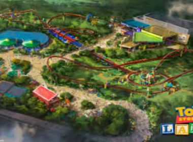 Toy Story Land - unicornia dreams - parque tematico - ocio