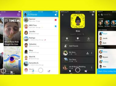 nuevo Snapchat - rediseño - unicornia dreams - branding - redes sociales