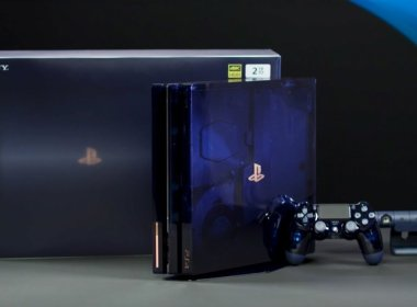 PlayStation 4 -edición exclusiva PlayStation 4 - videogamer - gamers - unicornia dreams - videojuegos