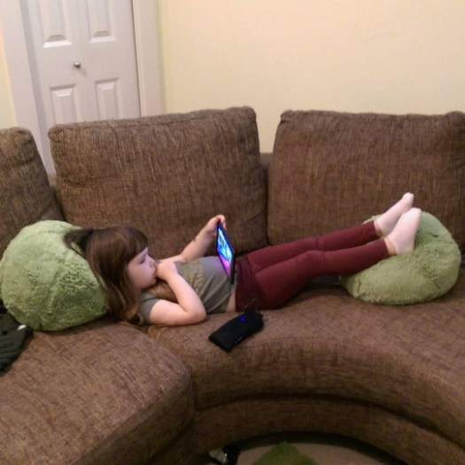 Gwen Green Pillows