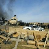 Police & Military Attack Oceti Sakowin Treaty Camp