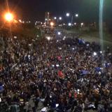 Anti-Trump Protestors in Minneapolis Shut Down Interstate 94