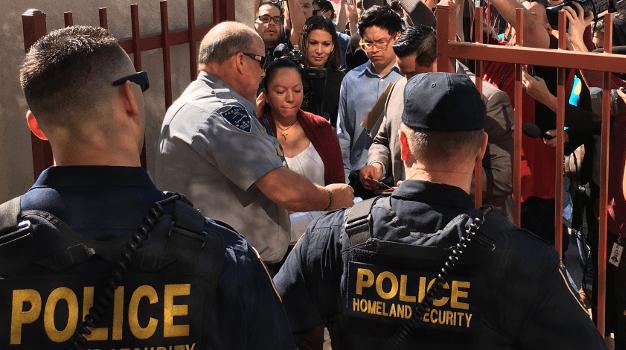 Deportations Begin Under Trump's Regime