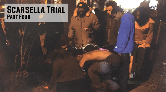 Scarsella Trial – Part Four: Shooting Victims Testify
