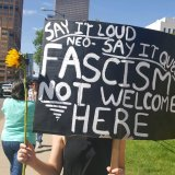"Anti-Muslim ""March Against Sharia"" Rally in Denver Met with Resistance"