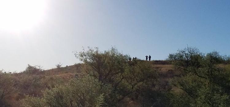 Humanitarian Aid Camp Raided By US Border Patrol