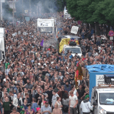 G20 Hamburg – Demo Rave & Snatch Squads