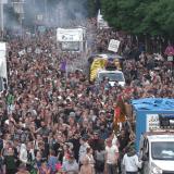 G20 Hamburg – Demo Rave & Snatch Squads