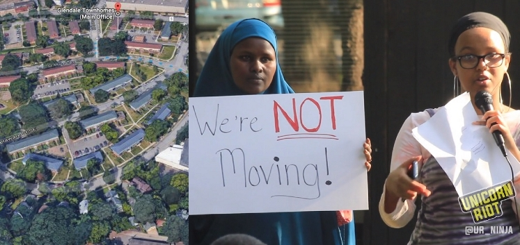 Glendale Townhomes in Minneapolis Face Gentrification from MPHA