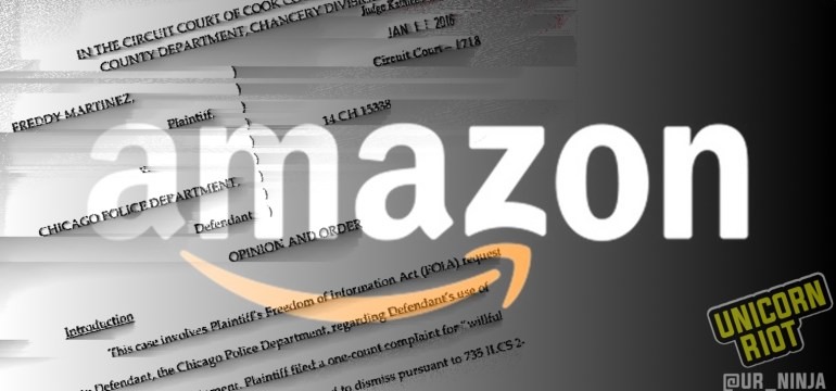 Transparency Activists Sue Chicago Over Refusal To Release Amazon HQ2 Bid