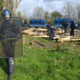 Deadline Days Away in the ZAD After Weekend of Defiant Rebuilding