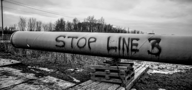 As Line 3 Oil Pipeline Decision Looms, Indigenous Resistance Increases