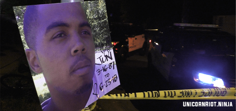 Witnesses Claim Thurman 'Jun' Blevins was Unarmed when Killed by Minneapolis PD