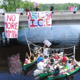 Camp Healing Souls Joins Solidarity Actions to #AbolishICE
