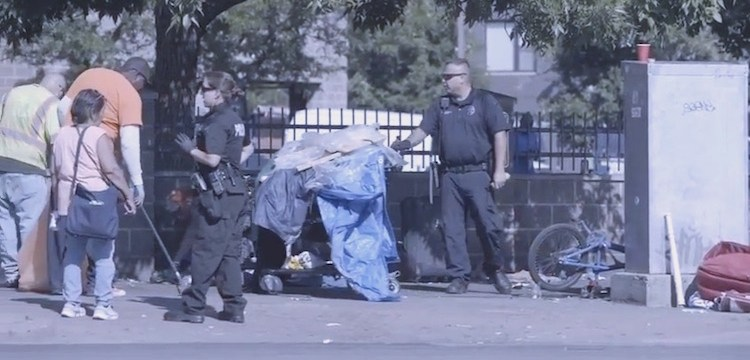 Denver Police, City Workers Throw Away Belongings Amid Lawsuit