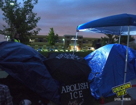 ICE Occupation Emerges at Denver Field Office