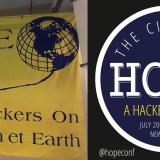 Hackers on Planet Earth Convention Unlocks Digital Secrets in NYC