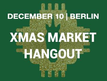 Unicorns in Tech Hangout – Xmas Markt edition