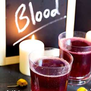 Halloween Punch Drink – Witch's Blood
