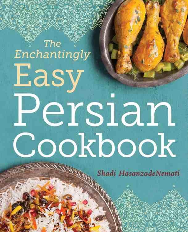 Persian Cookbook Pre-order