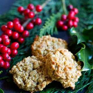 Maple Oatmeal Cookies (No Chill)