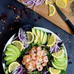 The Best Shrimp Avocado Salad