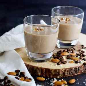 Almond Coconut Breakfast Smoothie