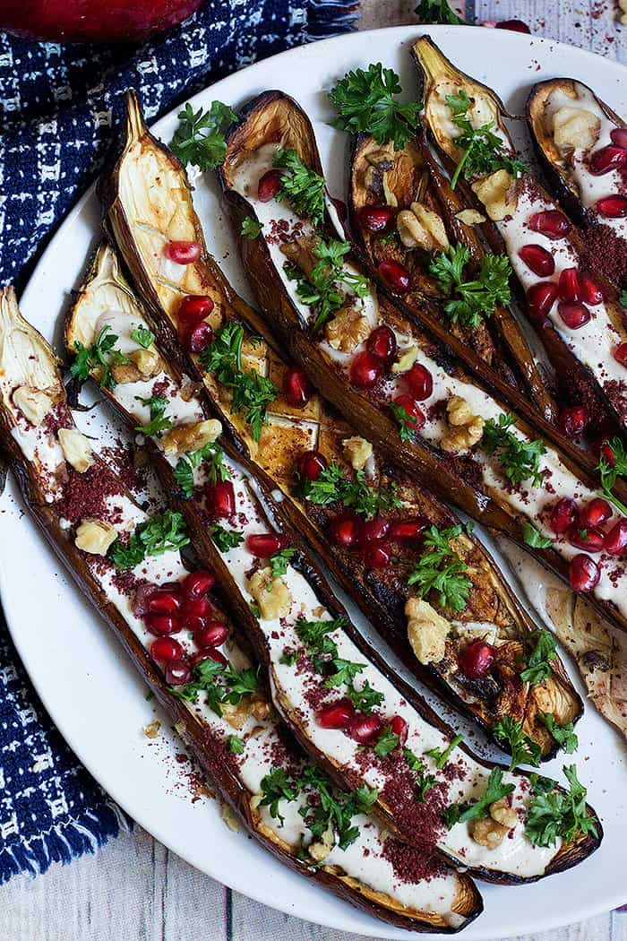 The Best Middle Eastern Eggplant Recipe
