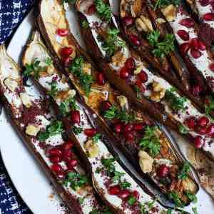 The Best Middle Eastern Eggplant Recipe [Video]