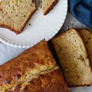 Sour Cream Banana Bread Recipe [Video]