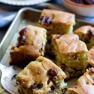 Date Cake with Walnuts Recipe