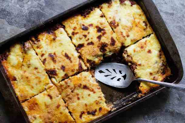 What is moussaka and how to make it at home.
