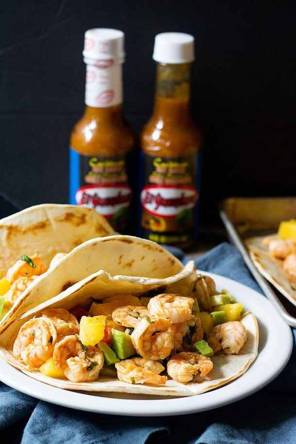 shrimp tacos recipe is easy to make and it's very tasty.