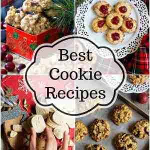 All Cookie Recipes You Need in 2018
