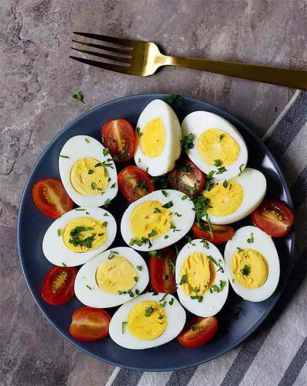 Instant pot hard boiled eggs always turn out perfectly. Learn how to boil eggs in instant pot so they turn our exactly how you want them, soft boiled, medium boiled or hard boiled.
