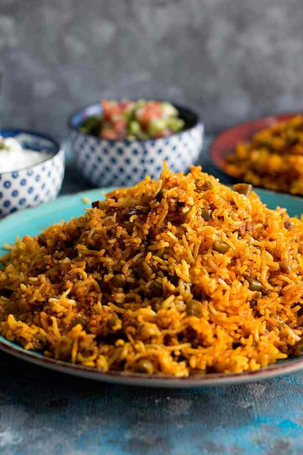 Lubia polo is a delicious Persian green bean rice dish made with fresh ingredients. Learn how to make lubia polo at home and enjoy a Persian feast.