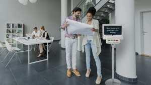 Happy Or Not HappyOrNot Mitarbeiter Feedback Befragung HR Personal Mitarbeiterzufriedenheit